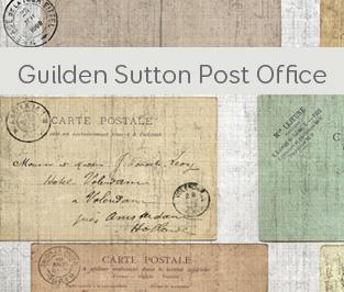 Guilden Sutton Post office