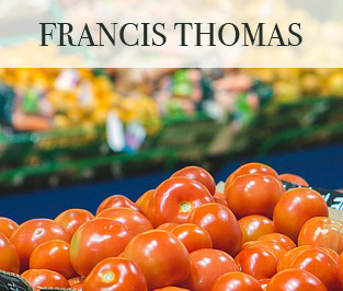 Francis Thomas Fruit Veg Chester
