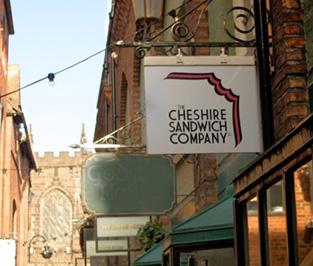 Cheshire Sandwich Company