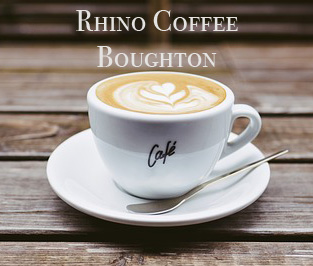 Rhino Coffee Cafe Boughton